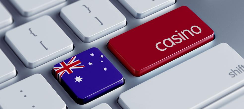 gambling policy in Australia